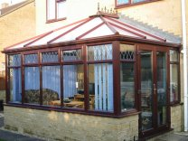 Cavity Tray Requirement with Conservatories