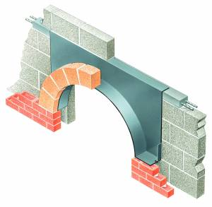 Arches, Cavity Walls & Pinch Points