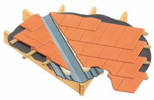 Type Vg Valley Gutter Cavity Trays Limited