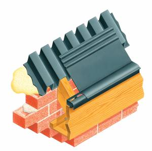 Three-in-one Roof Ventilation Kit